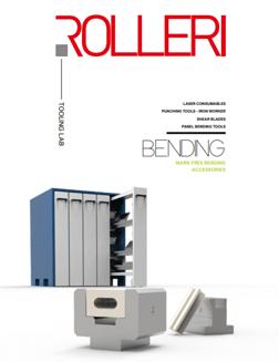 Rolleri bending tools MARK FREE catalogue